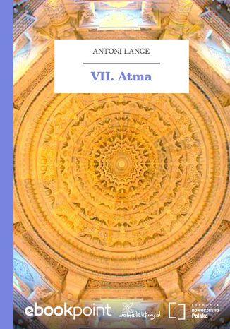 Okładka książki VII. Atma