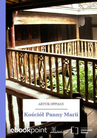 Okładka książki/ebooka Kościół Panny Marii