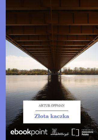 Okładka książki/ebooka Złota kaczka