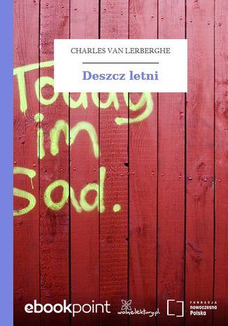 Okładka książki/ebooka Deszcz letni