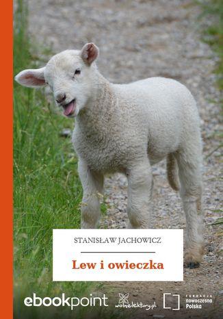 Okładka książki Lew i owieczka