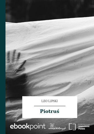 Okładka książki Piotruś