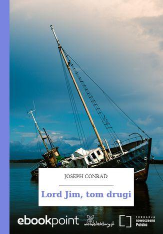 Okładka książki Lord Jim, tom drugi