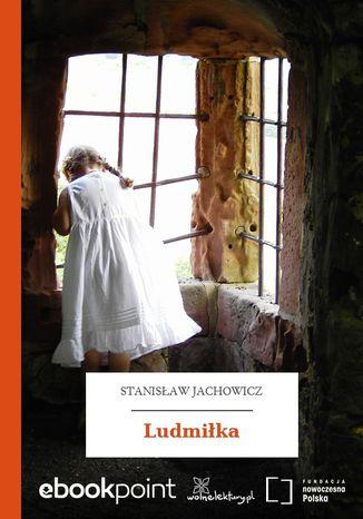 Okładka książki Ludmiłka