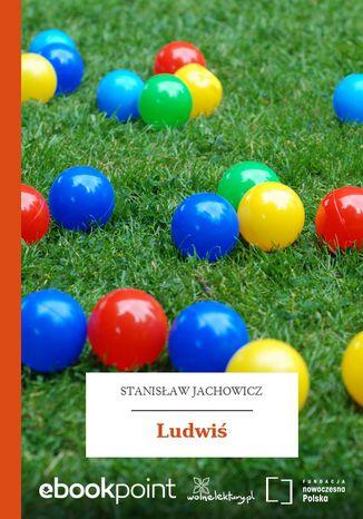 Okładka książki Ludwiś