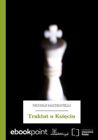 Okładka książki/ebooka Traktat o Księciu