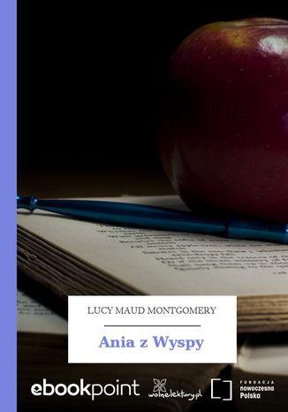Okładka książki Ania z Wyspy