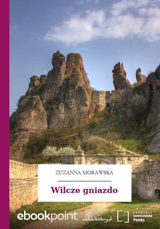 Okładka książki Wilcze gniazdo