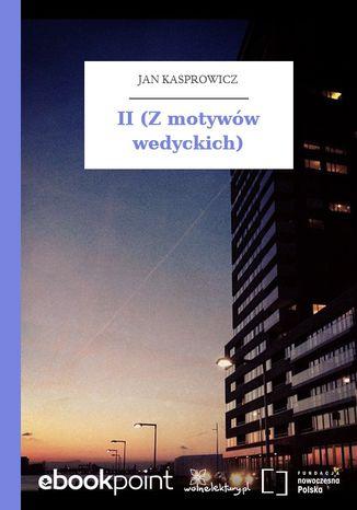 Okładka książki/ebooka II (Z motywów wedyckich)