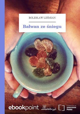 Okładka książki Bałwan ze śniegu