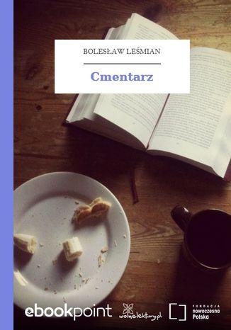 Okładka książki Cmentarz