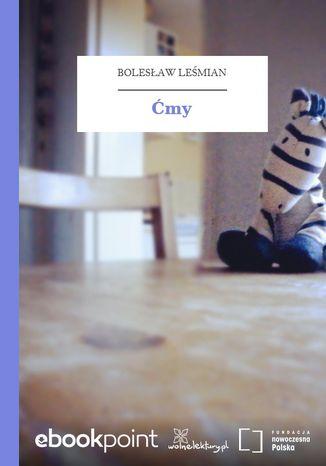 Okładka książki Ćmy