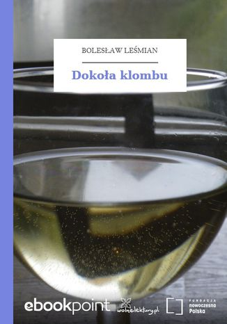 Okładka książki Dokoła klombu