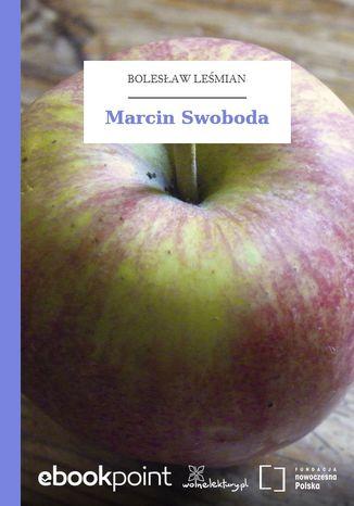 Okładka książki Marcin Swoboda