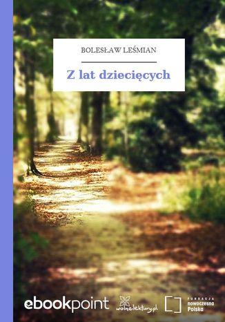 Okładka książki/ebooka Z lat dziecięcych