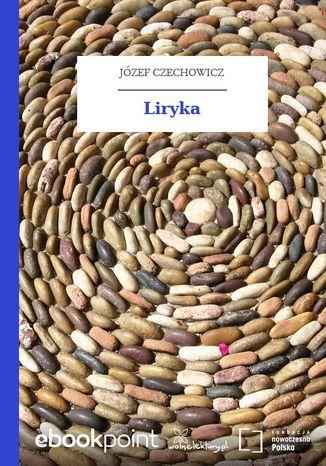 Okładka książki Liryka