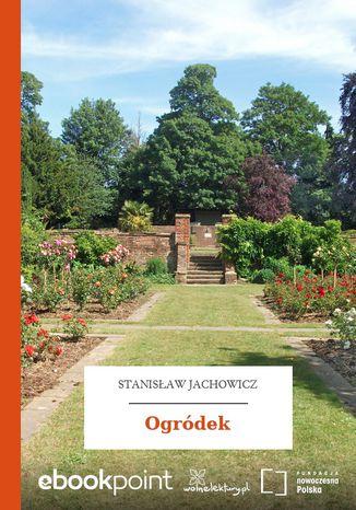 Okładka książki Ogródek