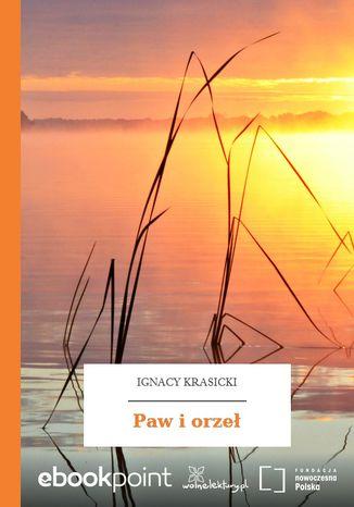 Okładka książki Paw i orzeł