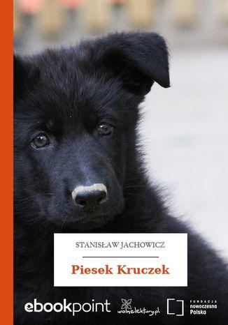 Okładka książki Piesek Kruczek