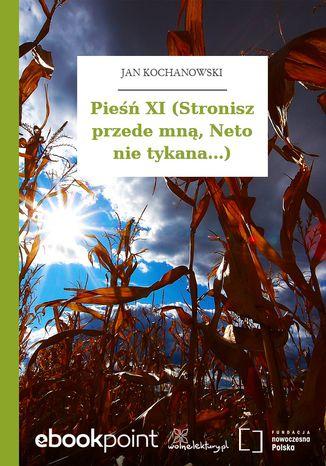Pieśń XI (Stronisz przede mną, Neto nie tykana...)
