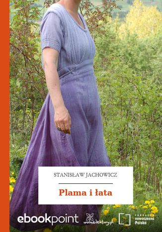 Okładka książki Plama i łata