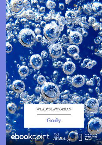 Okładka książki Gody