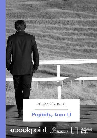 Okładka książki Popioły, tom II