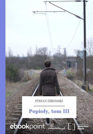 Okładka książki Popioły, tom III
