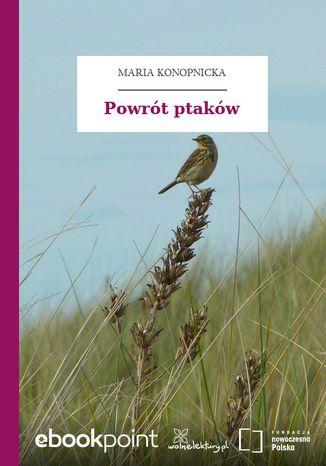 Okładka książki/ebooka Powrót ptaków