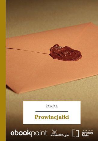 Okładka książki/ebooka Prowincjałki