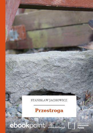 Okładka książki/ebooka Przestroga