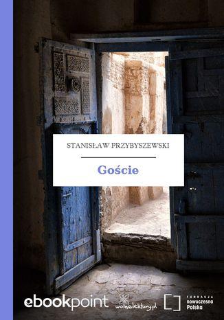 Okładka książki Goście