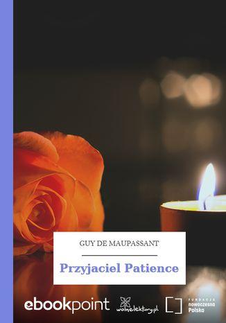 Okładka książki Przyjaciel Patience