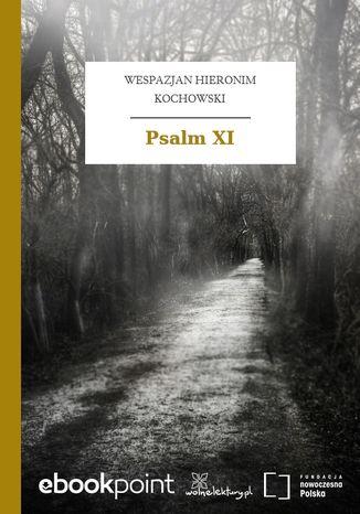 Okładka książki Psalm XI