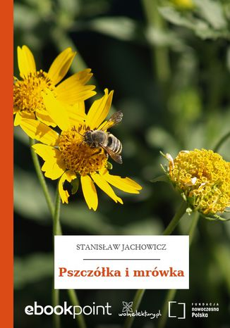 Okładka książki/ebooka Pszczółka i mrówka