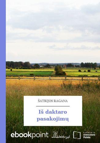 Okładka książki Iš daktaro pasakojim