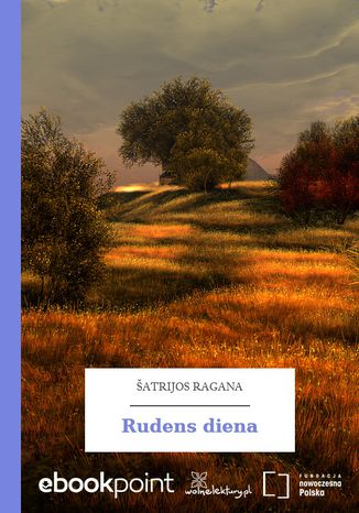 Okładka książki/ebooka Rudens diena