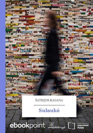 Okładka książki Sulauk