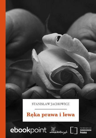 Okładka książki Ręka prawa i lewa