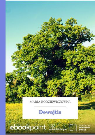 Okładka książki/ebooka Dewajtis