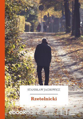 Okładka książki Rzetelnicki