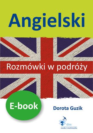 Okładka książki/ebooka Angielski Rozmówki w podróży
