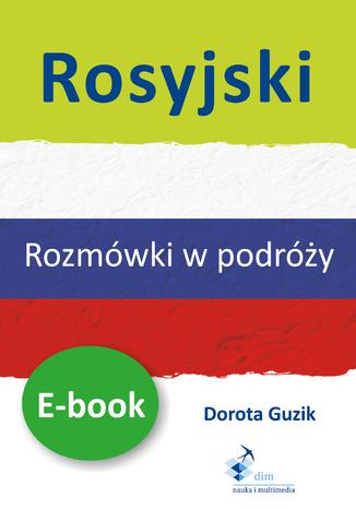 Okładka książki/ebooka Rosyjski Rozmówki w podróży