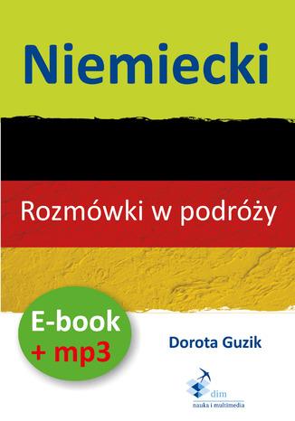 Okładka książki/ebooka Niemiecki Rozmówki w podróży  (PDF + mp3)
