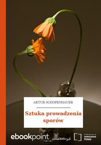 Okładka książki/ebooka Sztuka prowadzenia sporów