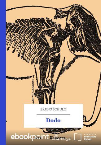 Okładka książki Dodo
