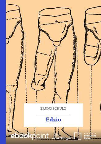 Okładka książki Edzio
