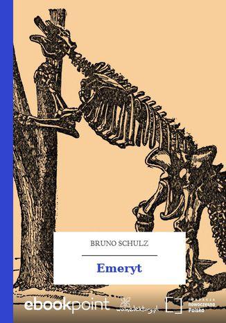 Okładka książki Emeryt