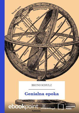 Okładka książki/ebooka Genialna epoka