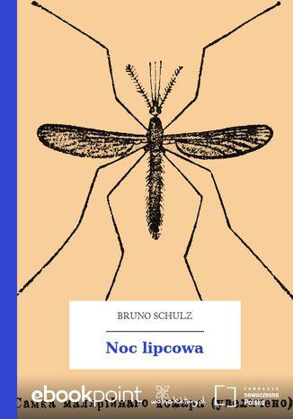 Okładka książki Noc lipcowa